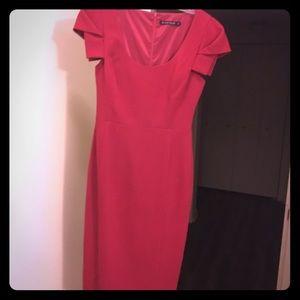 EUC Black Halo Amelie Dress sz 6
